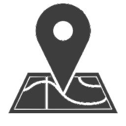 search real estate by map icon